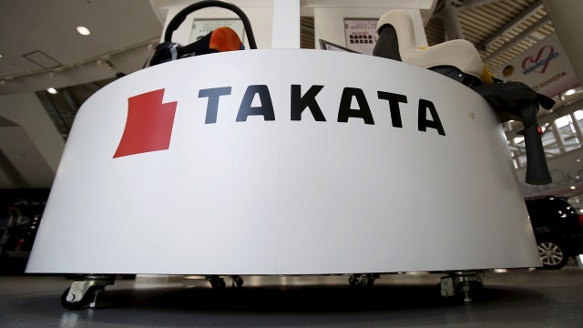 U.S. to fine Takata $70M for air bag lapses