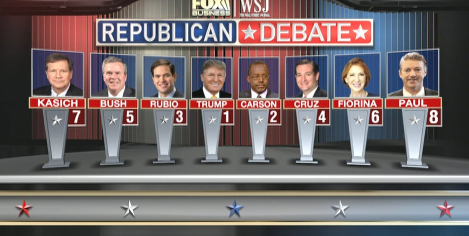 FBN's Lou Dobbs on the Republican candidates participating in the two debates on FOX Business Network on November 10th.