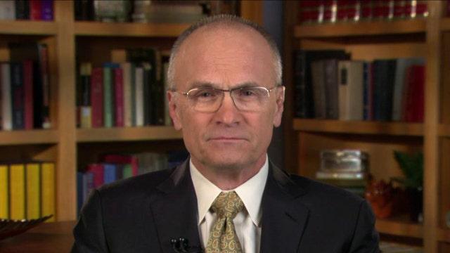 Andy Puzder on Keystone Pipeline, ObamaCare