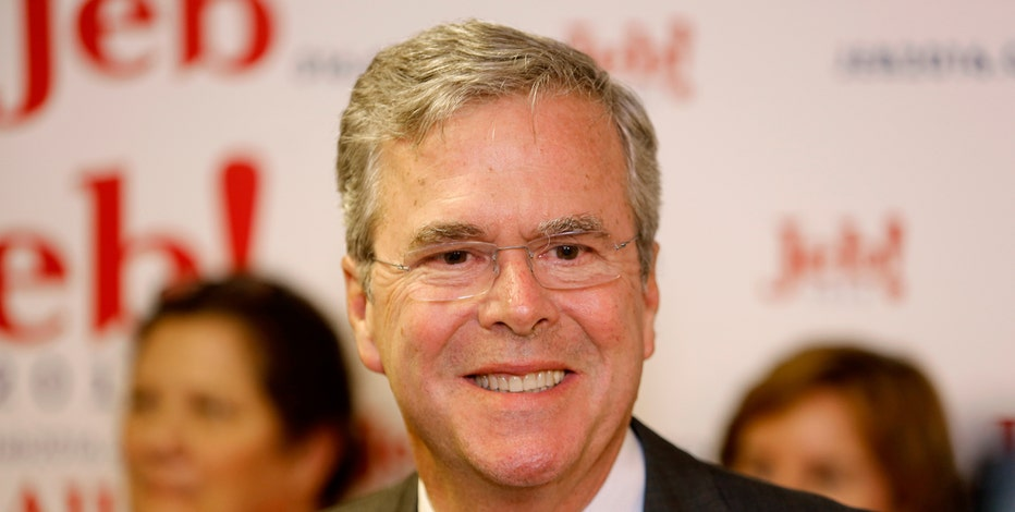 GOP presidential hopeful Governor Jeb Bush discusses the implications of President Obama rejecting the Keystone Pipeline bid and the Politico report over Ben Carson's campaign admitting the West Point story is false.