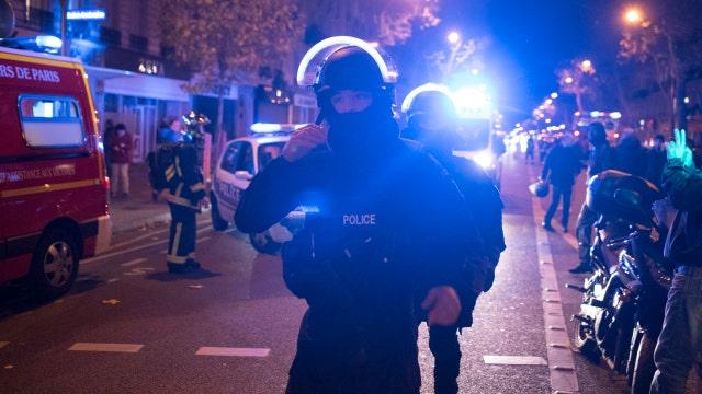 Capt. Chuck Nash on Paris terror attacks
