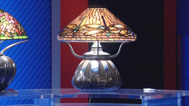 Invest in a Tiffany lamp for $350K
