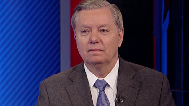 Republican presidential candidate Lindsey Graham on the 2016 presidential race and efforts to pass a declaration of war on ISIS.