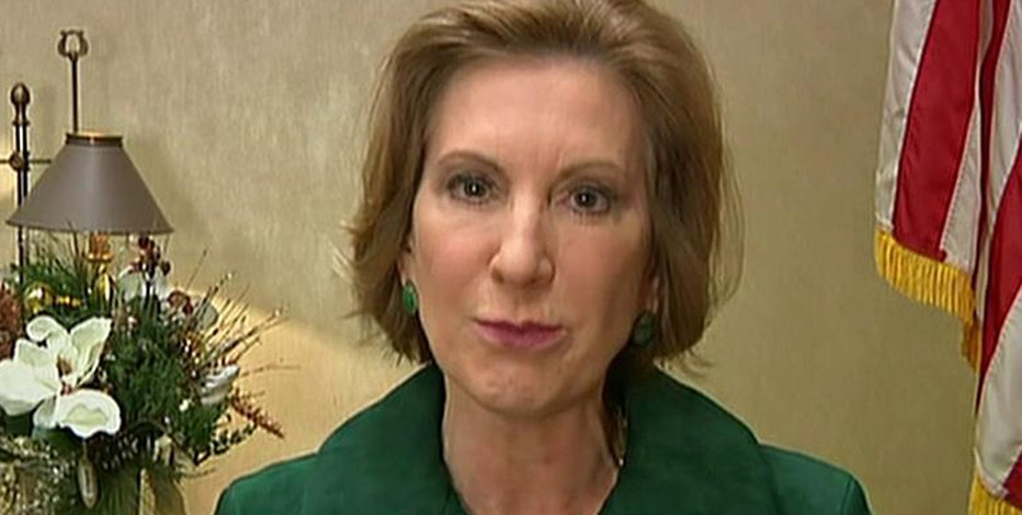 Republican presidential candidate Carly Fiorina on the debate over the use of ground troops in the fight against ISIS and the latest on the 2016 presidential race.