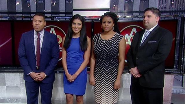 Future stars of Fox discuss the Ailes Apprentice Program
