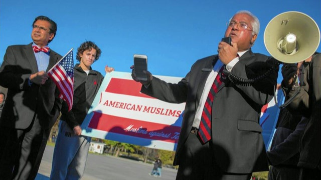 American Muslims speaking out against ISIS