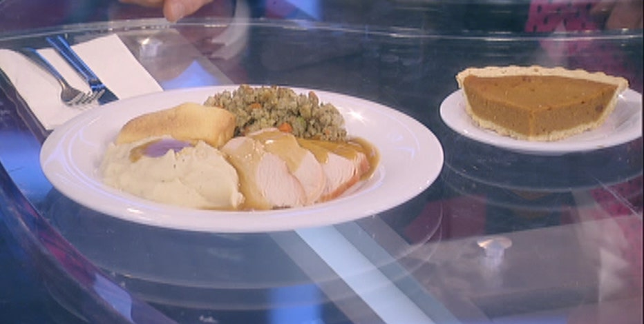 Boston Market CEO George Michel on the restaurant's preparations for its busy Thanksgiving Day.