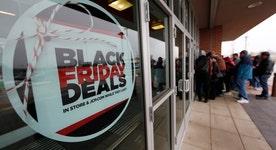 Shopping mall's social media strategy for Black Friday