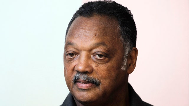 Rev. Jackson: We're going to march until there's change in the police department