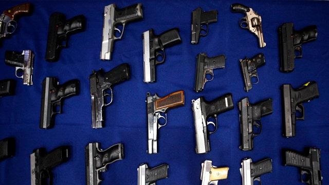 Guns go high-tech