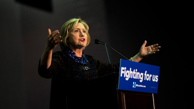 The price tag of Clinton's campaign promises