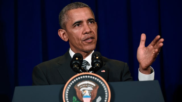 Gen. Keane: President Obama has to get a political solution in Syria