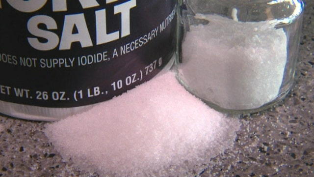 NYC salt rules leaving a bad taste with restaurant owners?