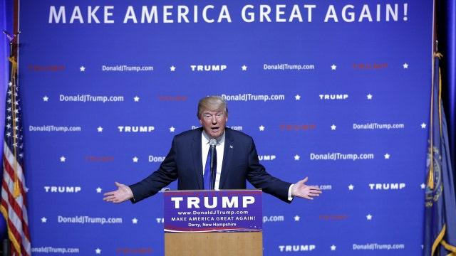 Art Laffer: Trump would be a fine president