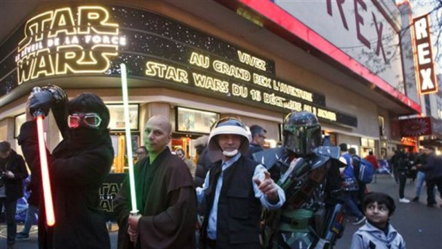 Star War's becomes Fandango's bestselling movie ever