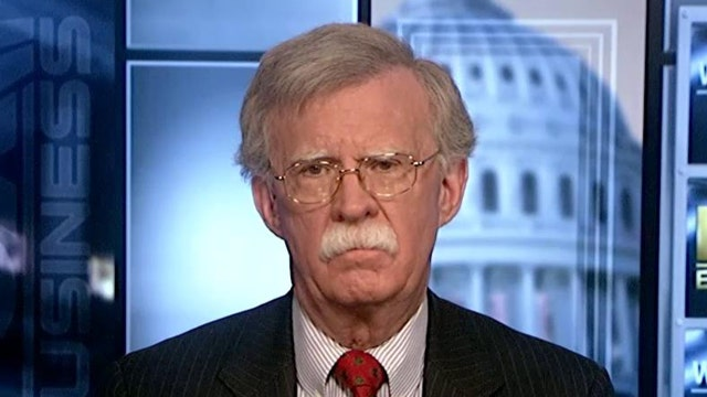 Bolton on 'what national sovereignty is all about'