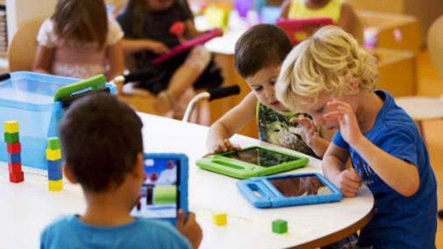Limit children's use of smartphones, tablets?