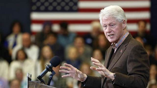 Will Bill help or hurt Hillary's campaign?
