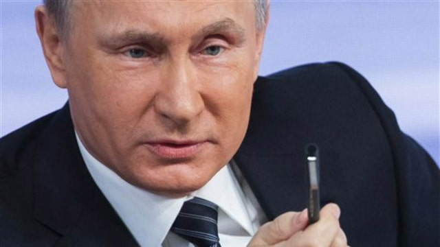 Putin's influence in the Middle East