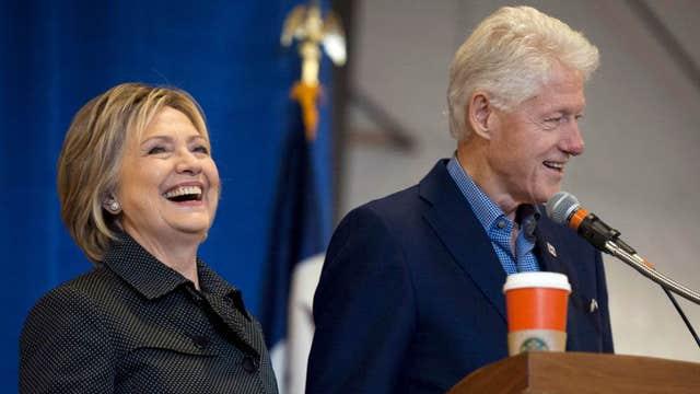 Clintons' war on women?