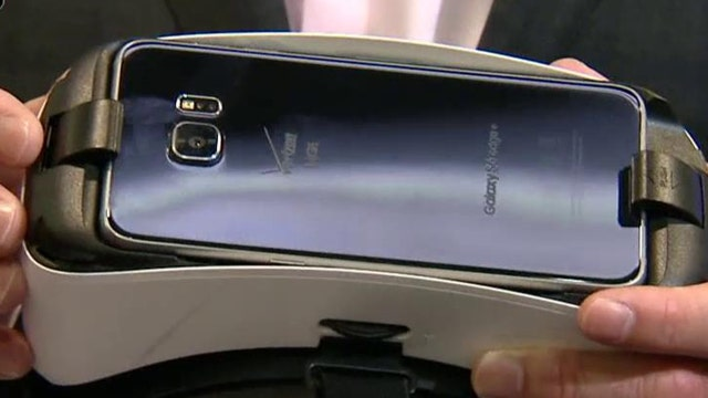 A look inside Samsung's virtual reality technology