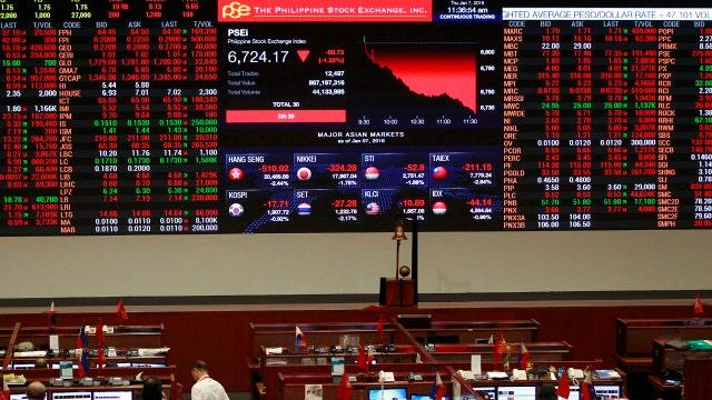 Lack of leadership hurting global markets?