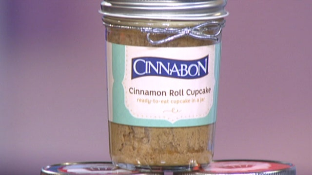 Sweet success: Cinnabon thinks 'small' with Wicked