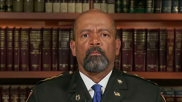 Sheriff Clarke: Right now Americans are under attack on the homeland