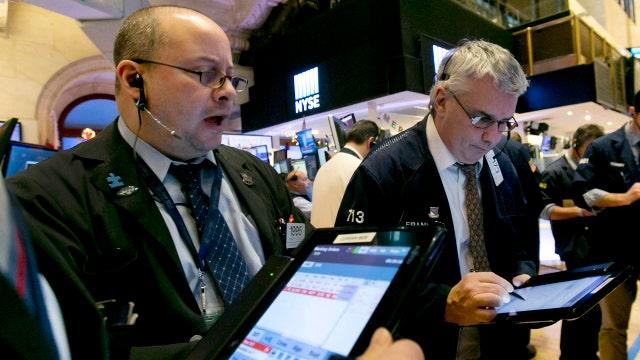 Breaking down Wall Street's rough week