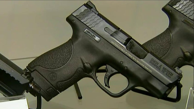 Gov. Hutchinson on President Obama's gun control push