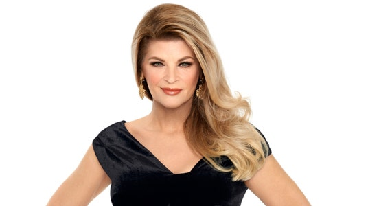 Kirstie Alley on Jenny Craig, Oprah, & 'Cheers' Reunion