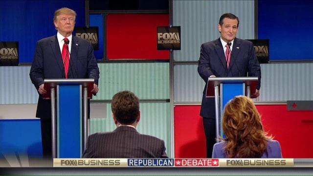 FBN  GOP 9 p.m. ET debate part 2