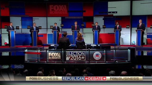 FBN  GOP 9 p.m. ET debate part 7