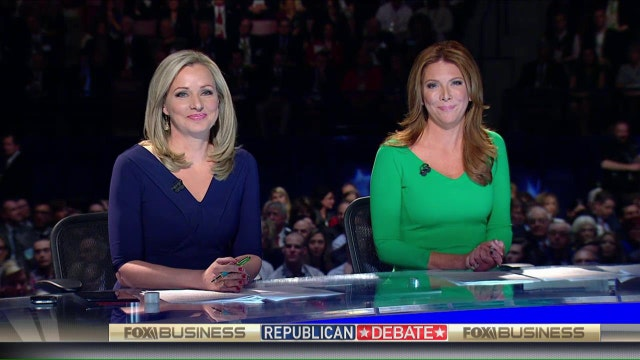 FBN GOP 6 p.m. ET debate part 1