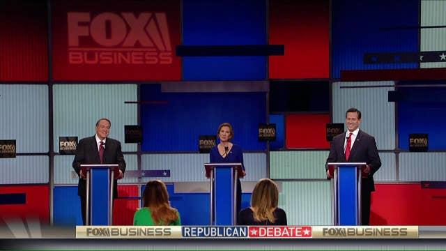 FBN GOP 6 p.m. ET debate part 2