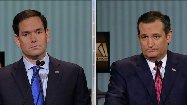 Cruz responds to Rubio's attacks on immigration