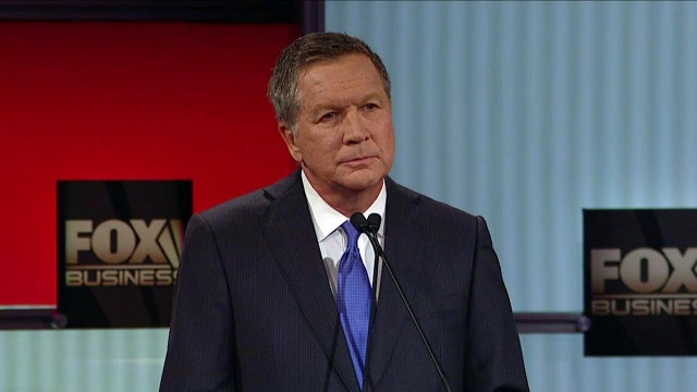 Kasich: Let's demand open trade, but fair trade in the U.S.