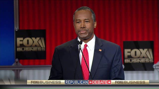 Carson: The evil government is making it hard to survive