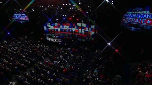 FBN GOP 6 p.m. ET debate part 3