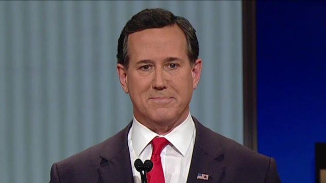 Santorum: You will pay a price when you mess with America