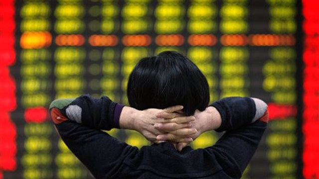 Midday Market Report: 1/15/16