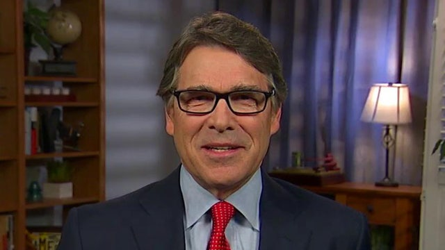 Rick Perry: Cruz's tax plan can turn this country around