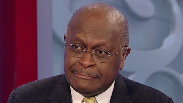 Cain: Black voters not falling for Hillary's pandering