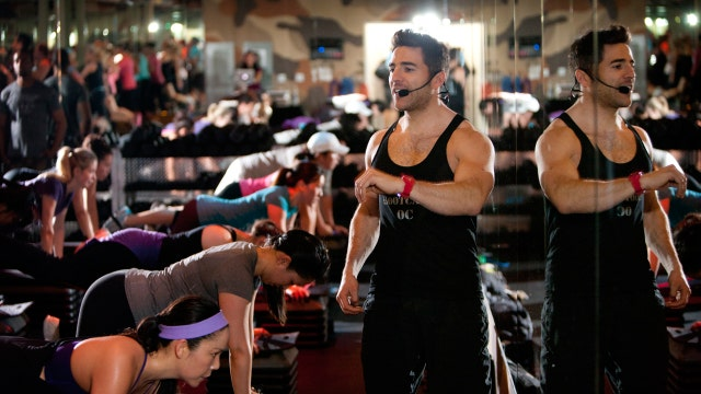 Behind the Sweat: Inside Barry's Bootcamp