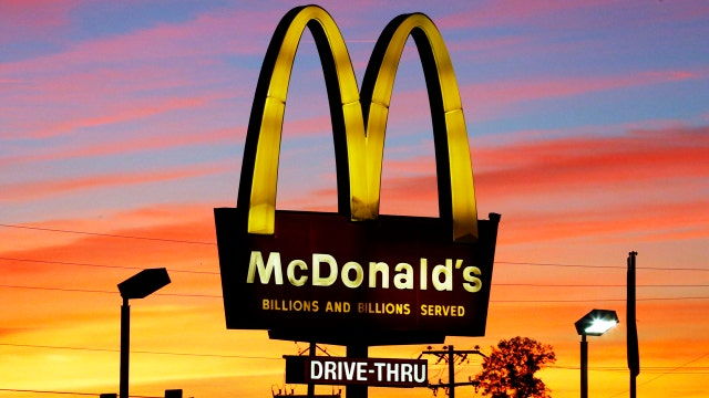 All-day breakfast provides big boost for McDonald's