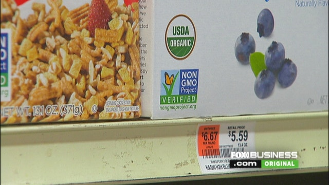Monsanto: We support GMO labeling