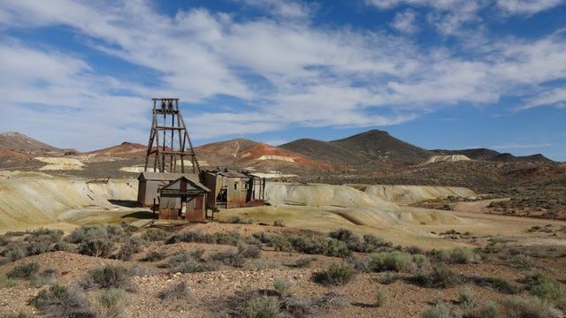 Preview of Ghost Town Goldmine