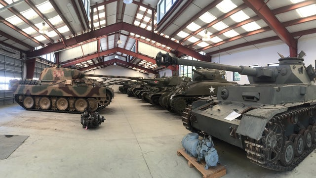 Preview Of Tanks A Lot On Air Videos Fox Business