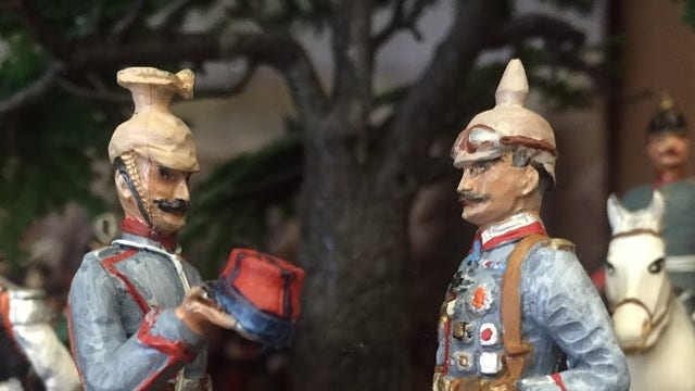 Preview of Toy Soldier Fortune