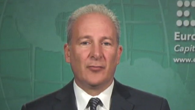 Peter Schiff on the Fed's biggest mistake